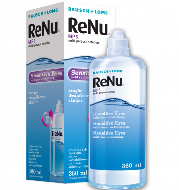 ReNu Multi Purpose Solution 360 ml.