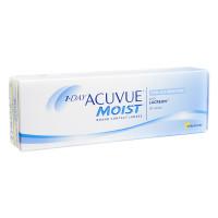 1-Day Acuvue Moist for Astigmatism - Kontaktlinser bygningsfejl (Endagslinser - 30 stk.) S: -1,5  C: -1,75 A: 100