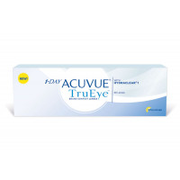 1-Day Acuvue TrueEye - Kontaktlinser - Endagslinser (30 stk.) S: +3,25