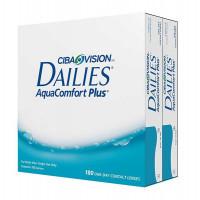 DAILIES Aqua Comfort Plus (180 stk.)