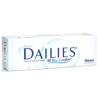 Dailies All Day Comfort Toric (30 stk.) STYRKE: -2.00 CYLINDER: -0.75 AKSE: 70
