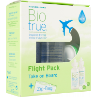 Biotrue Multipurpose Solution Flight Pack 2*60ml