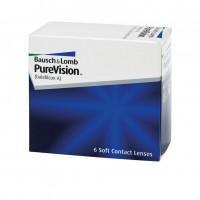 PureVision - Kontaktlinser - Månedslinser (6 stk.)