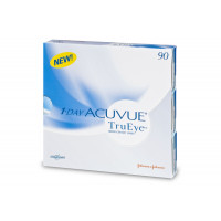 1-Day Acuvue TrueEye (90 stk.)